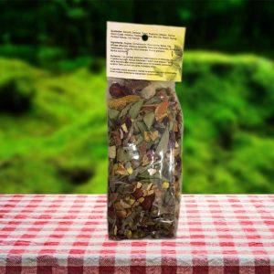 yöresel bahçem kış çayı 100gr 2